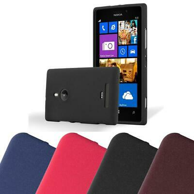 AU7.87 • Buy Silicone Case For Nokia Lumia 925 Shock Proof Cover Mat TPU Bumper