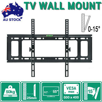 AU18.42 • Buy TV WALL MOUNT BRACKET LCD LED Plasma Flat Slim 32 40 42 47 50 52 55 60 65 70 AU