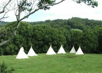 Sioux Tipi Village - Glamping / Rental Business / Retreat / Yurt / Teepee • 9,750£
