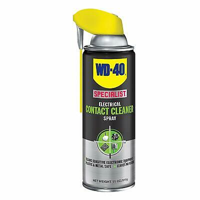 $ CDN11.66 • Buy Electric Contact Cleaner Spray WD 40 Specialist Electric Equipment Cleaning