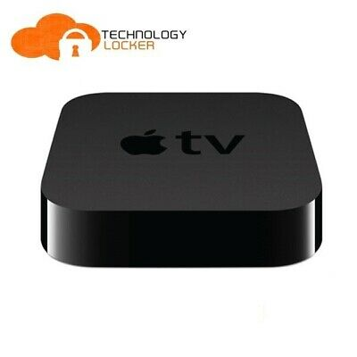 AU69 • Buy Apple A1469 TV 3rd Gen W/ HDMI Cable And Two Pin Cable