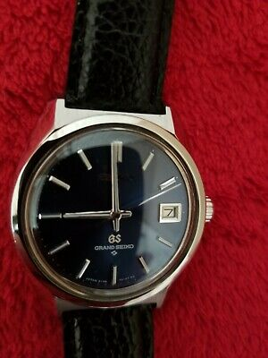 $ CDN1998 • Buy GRAND SEIKO GS 6145-8000 Automatic 36000 Vph Vintage Exc Cond Ship To US