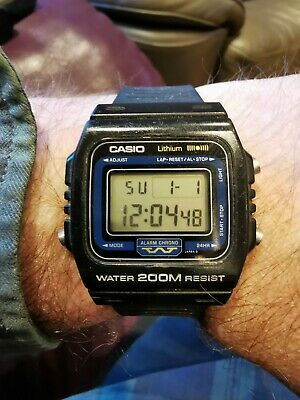 View Details Rare Casio DW-210 Watch • 40.00£