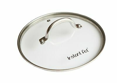 $23.33 • Buy Genuine Instant Pot Tempered Glass Lid, Clear – 10 In. (26cm) - 8 Quart Awesome