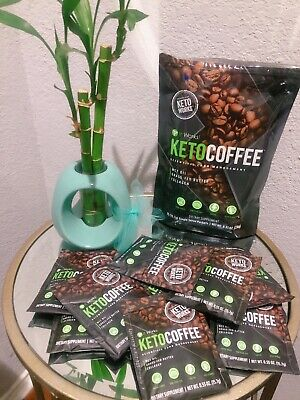 $4.90 • Buy It Works! KetoCoffee Keto Coffee 1 Single Serve Packet - New! Carb Management