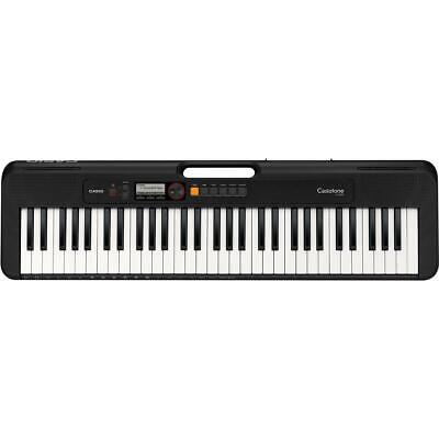 $119.99 • Buy Casio CT-S200 61-Key Digital Piano Style Portable Keyboard With 400 Tones, Black