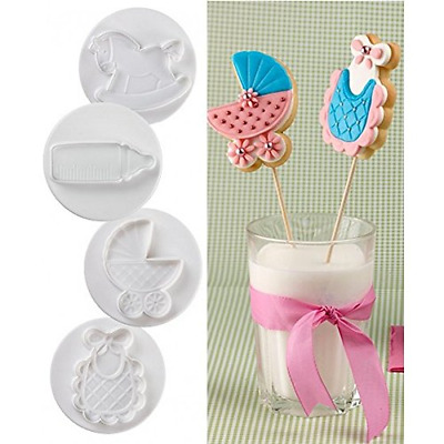£22.16 • Buy Large Baby Theme Plunger Cutters
