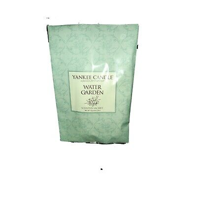 Yankee Candle Water Garden Scented Sachets (pack Of 5) • 4£