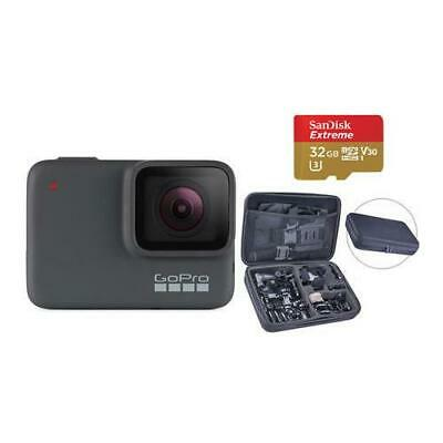 $ CDN291.74 • Buy GoPro HERO7 Silver - Bundle With Froggi Extreme Sport Kit, And 32GB Memory Card