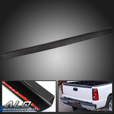 $41.40 • Buy For 99-07 Chevy Silverado 1500 GMC Sierra SL Tailgate Top Cover Protector Black