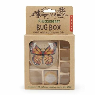£15 • Buy Bug Box Magnifying Observation Insect Viewer Childrens Kids Outdoor Nature Toy