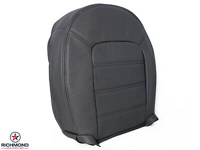 $224.95 • Buy 02-03 Ford Explorer-Driver Side Bottom Replacement LEATHER Seat Cover Dark Gray