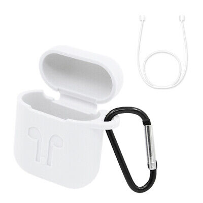 $ CDN8.50 • Buy Pack Of 2 Accessories For AirPods Protector Keychain Strap Lost Anti With Case