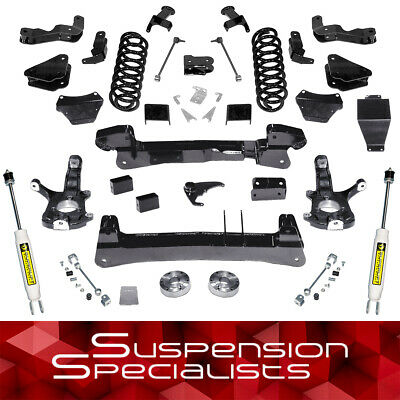 $1502.87 • Buy Superlift 6  Knuckle Lift Kit For 2000-2006 Chevy Tahoe Suburban GMC Yukon 4WD