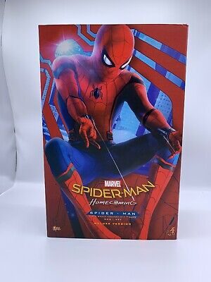 $650 • Buy Hot Toys Spiderman Homecoming Deluxe