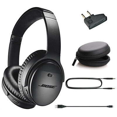 $ CDN209.07 • Buy Bose QuietComfort 35 II Wireless Noise-Canceling Headphones QC35 II - Black