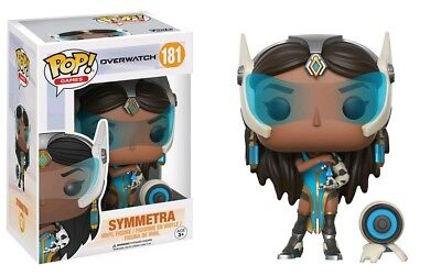 AU16.95 • Buy Funko Pop Vinyl - Overwatch Symmetra #181
