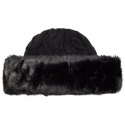 New Peter Storm Women's Camilla Fur Trim Hat • 13.99£