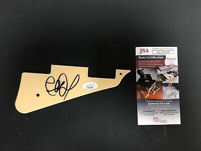 $89.99 • Buy Charlie Daniels Signed Les Paul Pickguard Autographed Country Band Jsa Coa Rare!