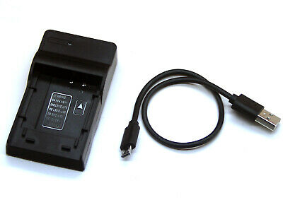 AU17.88 • Buy USB Battery Charger For Canon Powershot SX410 SX420 SX430 IS IXUS 140 160 NB-11L