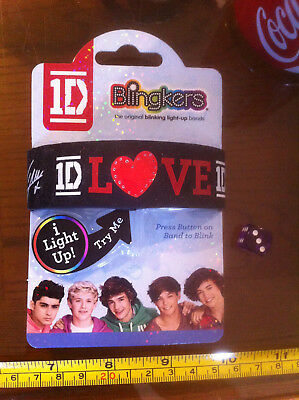 £4.49 • Buy 1D One Direction Blingkers Wrist Band Light Up Claire's Accessories £5.50 RRP B