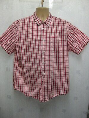Lincoln Short Sleeved Shirt In Used But Very Good Condition Size L  • 5.99£