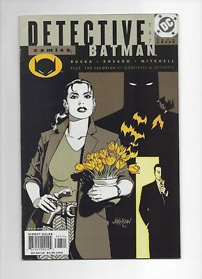 $3.19 • Buy Detective Comics Batman #747. (DC Comics). 2000.