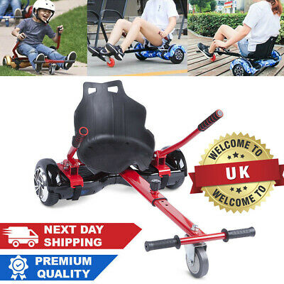 Official Hoverkart Premium Go Kart For Segway Swegway Hoverboard Scooter 2020!! • 25.99£