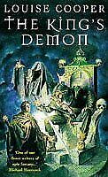 The King's Demon-Louise Cooper, 9780747253716 • 3.39£
