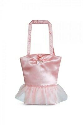 Pink Satin Tutu Detail Bag With Shoulder Strap • 12.99£