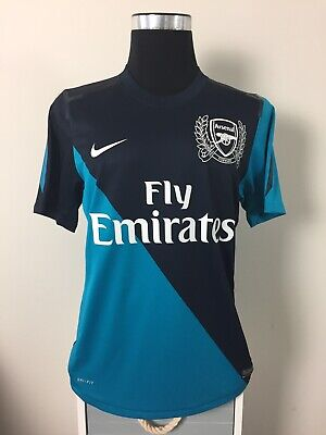Arsenal Player Issue Away Football Shirt Jersey 2011/12 (L) • 64.99£