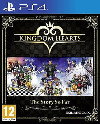 £17.99 • Buy Kingdom Hearts - The Story So Far - Kingdom Hearts Collection For PS4 (New)