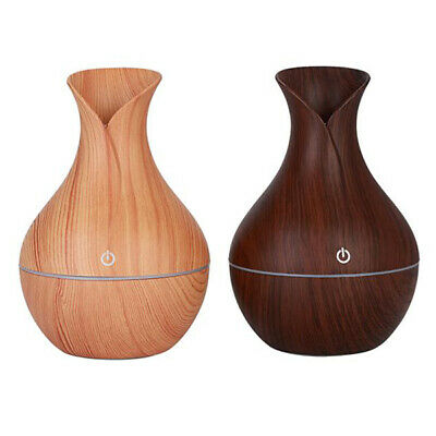 AU15.32 • Buy 130ml Air Humidifier Aromatherapy Essential Oil Diffuser For Home Office Car