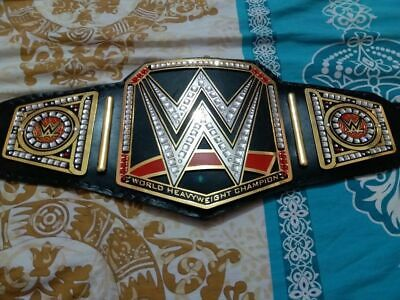 AU179.99 • Buy WWE World Heavyweight Wrestling Championship Leather Replica Belt Adult Size New