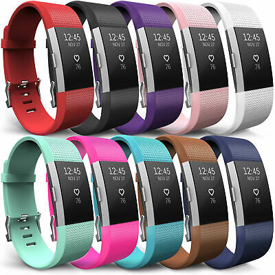 $ CDN5.01 • Buy For Fitbit Charge 2 Wrist Straps Wristband Replacement Accessory Watch Band