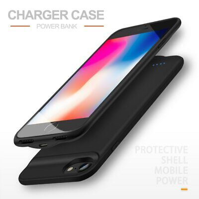 AU57.91 • Buy Battery Charger Case Power Bank Ultra Slim For IPhone 6 7 8 6s Plus Case