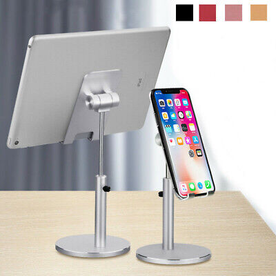 $14.99 • Buy Adjustable Universal Tablet Stand Desktop Holder Mount Fr Cell Phone IPad IPhone