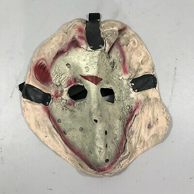$ CDN71.99 • Buy Vintage Ommiv Jason Voorhees Friday The 13th Horrow Halloween Mask Rare