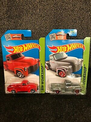 AU12.70 • Buy Hot Wheels '52 Chevy Pickup Walmart Zamac Exclusive And Color Variation