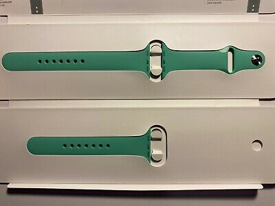 $ CDN130.08 • Buy New Apple Watch Spearmint Sport Band Series 4 5 44mm 0 1 2 3 42mm Genuine Green