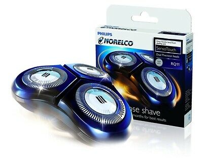 $ CDN79.74 • Buy PHILIPS PHILISHAVE RQ11 SensoTouch Replacement Shaver Heads Blades NEW & GENUINE