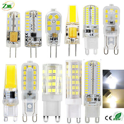 AU3.28 • Buy G4 G9 LED Bulb 3W 6W 7W 8W 9W 10W COB Dimmable Capsule Lamp Replace Halogen Bulb