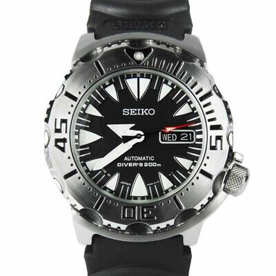 $ CDN1432.36 • Buy Seiko 2nd Generation Black Monster Automatic Rare Made In Japan Ver SRP307J2