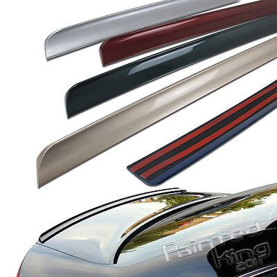 $ CDN56.26 • Buy Painted For ACURA TSX Trunk Lip Spoiler Wing 04-08 B92P Black