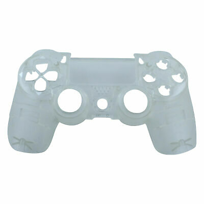 AU20.67 • Buy Front Housing For PS4 Wireless Controller Shell - Matte Transparent | ZedLabz
