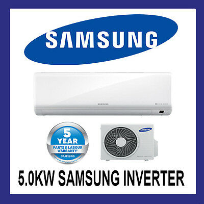 AU1250 • Buy NEW 5kw SAMSUNG  INVERTER AIR CONDITIONER SPLIT SYSTEM REVERSE CYCLE AR18KSFTA