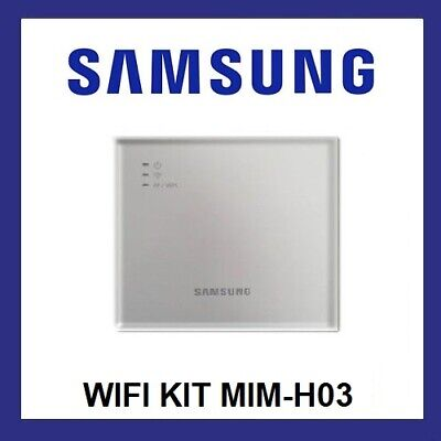 AU265 • Buy New Samsung Wifi Kit Air Conditioner Ducted System Control MIM-H03 Smart Home