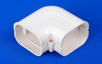 AU15 • Buy New Air Conditioner Wall Cover Level Bend PVC Duct Split System 100mm