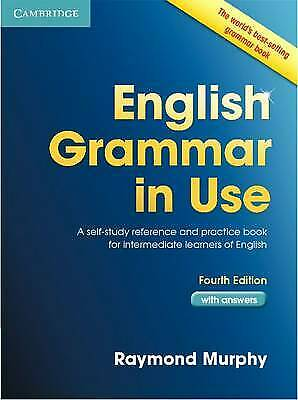 £12.20 • Buy English Grammar In Use Book With Answers: A Self-Study Reference And Practice CD