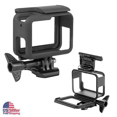 $ CDN11.24 • Buy GoPro HERO 5/6 Black Frame Mount Housing Border Protective Shell Case Cover New